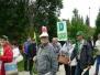 Manifestacja w obronie praw działkowców